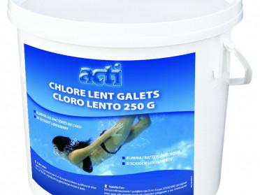 ACTI Chlor Lent Galet 250 g